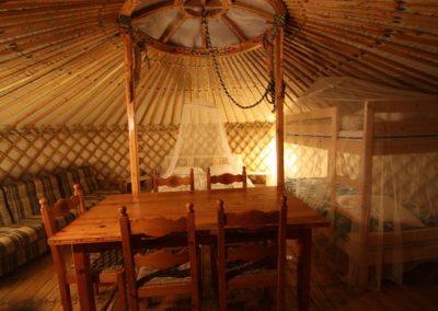 Campeggio du Parc Yurta