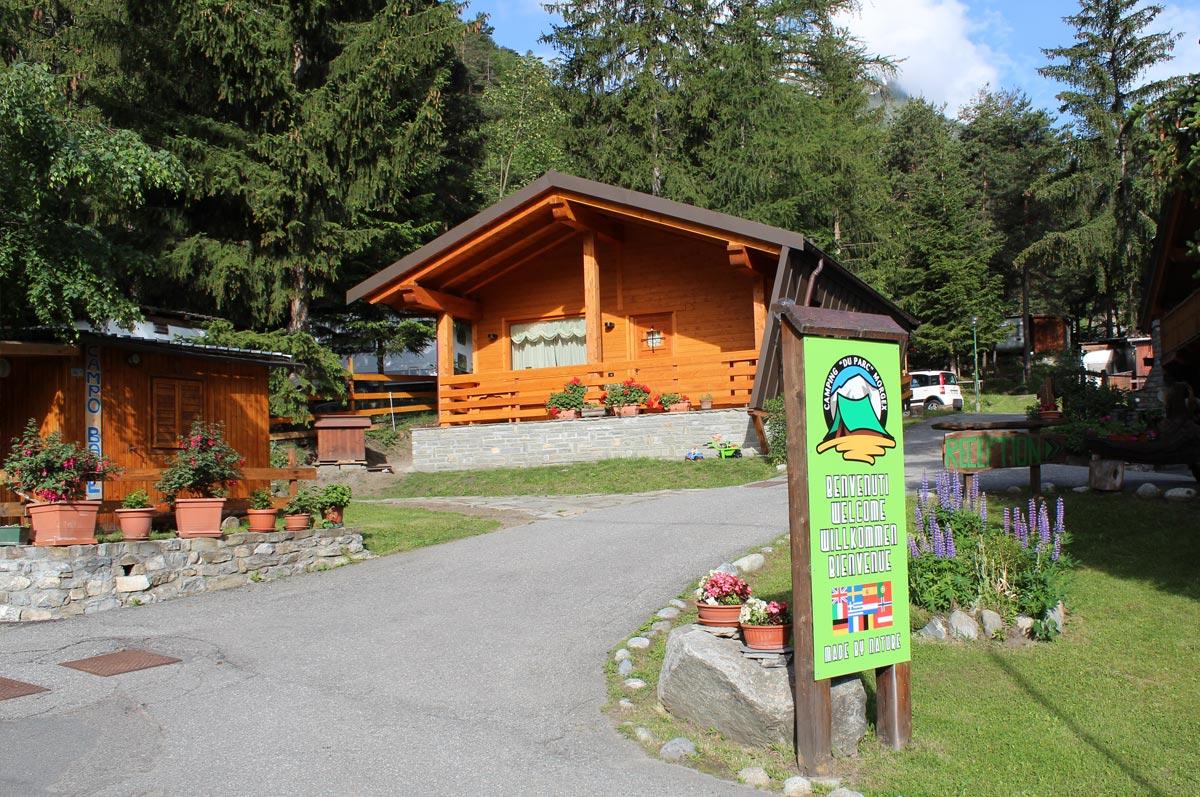 Camping Du Parc Morgex