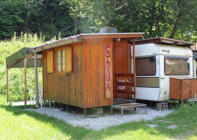 Campeggio du Parc Roulotte