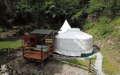 Yurt Zelt
