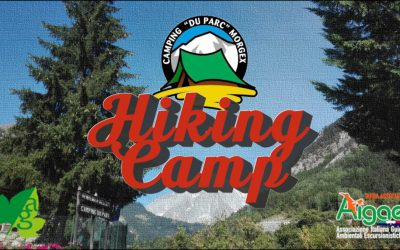 HIKING CAMP – Corsi di escursionismo, birdwatching e forest bathing